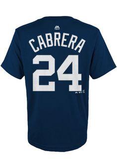 Miguel Cabrera 24 Detroit Tigers Player T-Shirt - Tigers Navy Blue Short Sleeve Player Tee http://www.rallyhouse.com/shop/detroit-tigers-adidas-miguel-cabrera-24-detroit-tigers-player-tshirt-tigers-navy-blue-short-sleeve-player-tee-13340172?utm_source=pinterest&utm_medium=social&utm_campaign=Pinterest-DetroitTigers $22.00