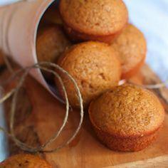 Pumpkin Oat n' Honey Muffins (No flour, no sugar!) Recipe - Key Ingredient