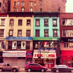 New York, 2013. (Photo Henk van den Einden)
