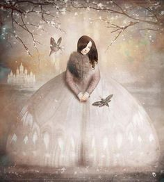 Christian Schloe: Moth Princess.