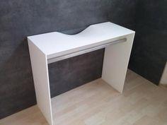 Corian-Design-Standwaschtisch-Standwaschbecken-Mineralwerkstoff-Neu