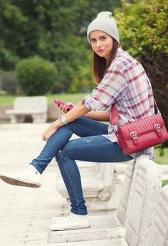 Street Style: Gorgeous Casual Outfits - Fashion Diva Design