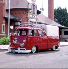 Visit today for gifts ideas for the VW lover or enthusiast in your life. We stock a huge range of VW related items including tents, clothing and homeware Volkswagen Bus, Vw T1, Vw Camper, Campers, Kombi Pick Up, Combi Vw, Busses, Vintage Trailers, Vw Beetles
