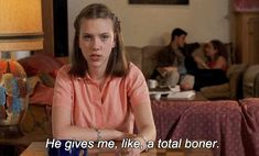 "When you had a crush: | 21 ""Ghost World"" Quotes That Defined Your Adolescence"
