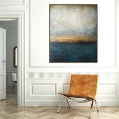 Abstract Wall Art Metallic Dark Teal Gold Canvas Paintings Modern Art Landscape Wall Decor Handmade Textured Oil Paintings Home Decor Paintings for Living Room Bedrooom Office Wooden Framed Stone Art Painting, Oil Painting Texture, Abstract Art For Kids, Abstract Wall Art, Painting Abstract, Teal Wall Art, Spring Art Projects, Home Decor Paintings, Art Paintings