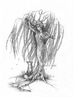 Willow Weep No More by Achen089.deviantart.com on @deviantART