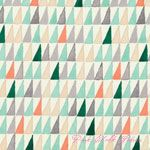 Leslie Shewring Palos Verdes La Venta - ORGANIC VOILE [C9F-PalosVerdes-LaVenta-VOILE] - $14.95 : Pink Chalk Fabrics is your online source for modern quilting cottons and sewing patterns., Cloth, Pattern + Tool for Modern Sewists