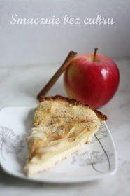 Czyli jak zrobić smaczne ciasto jeszcze bardziej IG i jeszcze niechcący bezglutenowe :)   Mąka kokosowa daje bardzo silny, słodkawy smak i ... Good Food, Cooking Recipes, Vegetables, Fit, Cakes, Drink, Tart, Beverage, Shape