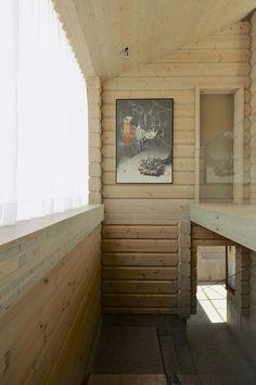 Gallery - Log House / JVA - 14