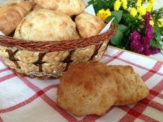 zabpelyhes zsemle, zsemle recept, házi zsemle, Kocsis Hajnalka receptje, www.mokuslekvar.hu Muffin, Bread, Breakfast, Food, Morning Coffee, Muffins, Breads, Baking, Meals