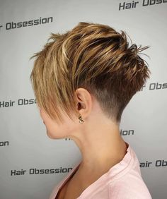 Best Short Hairstyles Pixie And Bob For Women 2019 - short-hairstyles -