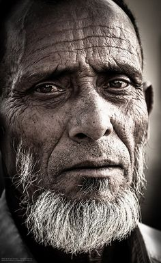 Old Poor Man Portrait | by Bengin Ahmad