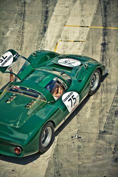 Porsche 906, Le Mans Classic, 2014