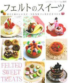 Japanese Fashion Magazine Scans - Request: Japanese Felt Craft Book