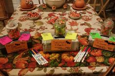 Candy Jar Guessing Game