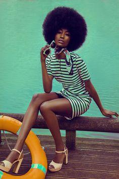 """devoutfashion: """" Model: Alicia Burke Stylist: Hayley Durrant """""""