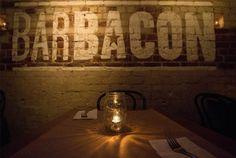GRUNGY GRUB BarBacon: Beer & Bacon Flights, Bacon Desserts, Bacon Urrything