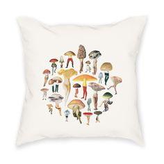 Fun with mushroom fairies