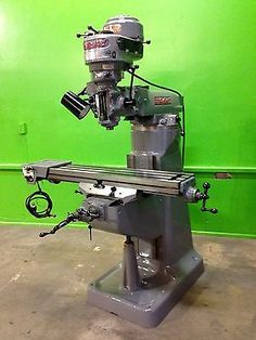 Bridgeport-Milling-Machine-9-X-42-Table-With-Power-Feed