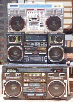 Old School Rap - BttO - Better than the Original Love N Hip Hop, Hip Hop And R&b, Hip Hop Rap, Radios, Jamel Shabazz, Sung Lee, Musica Disco, Boombox, Old Skool