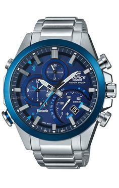 Reloj Casio Edifice hombre cronógrafo hombre EQB-500DB-2AER