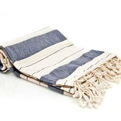 Found it at Wayfair - Turkish Style Peshtemal Turkish Bath Towel