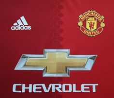 Manchester United Adizero Player Home Football Shirt Name Number JSY 2016/2017 #Adidas