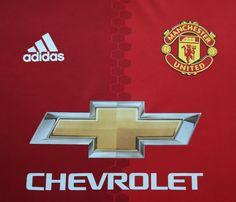 Manchester United Adizero Player Home Football Shirt Name Number JSY 2016/2017 #Adidas