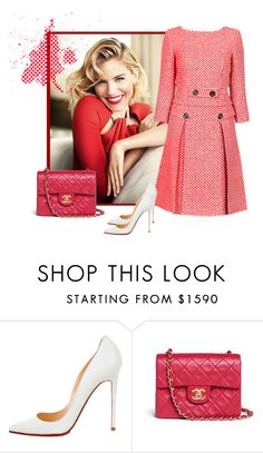 """""""Classy Chic 1456"""" by tes-gray ❤ liked on Polyvore featuring Christian Louboutin"""