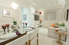 Sala de jantar + Sala