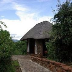 Bathroom - view of building|Esikhotheni Private Game Reserve