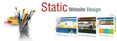 Static Website Design Company India- Web designing includes wide a range of services which play important role in building strong foundation for websites in the internet world. There are a lot of websites present on internet so competition to make a mark among internet users is very high. We provide static website at affordable price all over the world.