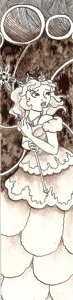 Glinda by ~thedustyphoenix on deviantART