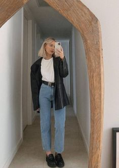 Casual Fall Outfits, Winter Fashion Outfits, Look Fashion, Trendy Outfits, Autumn Fashion, Fall Fashion Street Style, Vintage Fall Fashion, Womens Fashion Outfits, Fall Outfit Ideas