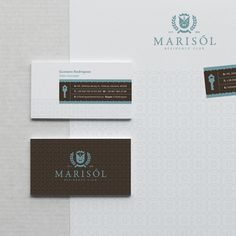 Marisol Residence Club / Corporate identity by Vadim Paschenko, via Behance