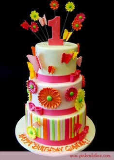 Hmmm, not sure I'm quite talented enough to make a cake this amazing but might be good for inspiration :)