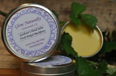 Blackberry Hand Salve on Etsy, $5.00