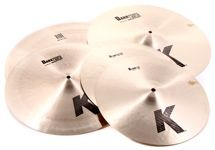 Zildjian K Crash Ride Cymbal Pack Zildjian Cymbals, Best Drums, Beat Em Up, Drum Kits, Percussion, Dark, Zen, Drummers, Instruments