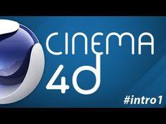 Cinema 4D: Como criar uma Intro/Vinheta GRÁTIS para YouTuber - YouTube