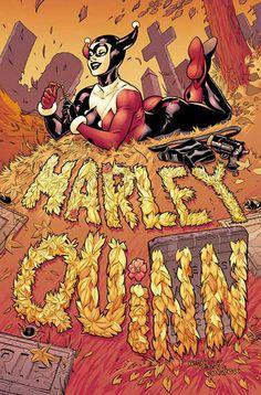 The Joker and his Harley Quinn — gothamcitysirensquad: ♢ by Terry &… Dc Comics, Batman Comics, Batgirl, Catwoman, Comic Books Art, Comic Art, Superman Book, Jimmy Olsen, Comics