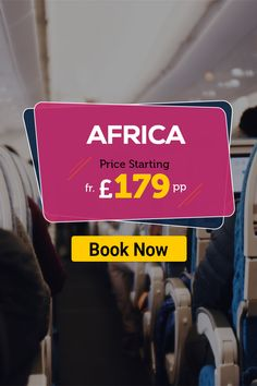 Sale On Flights to Africa. ✈️✈️ Fly to Africa, Fairs starting from £179 ☎️ 0203 515 1888 ATOL Protected. Pricing is subject to seat availability. #flights #flightsale #travel #sale #crystaltravel