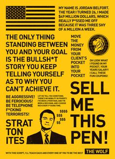 The Wolf of Wall Street Art Print http://society6.com/product/wolf-of-wall-street_print?curator=triplesart