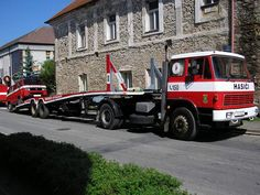 Czech Republic, Cars And Motorcycles, Trucks, Fire, Vehicles, Automobile, Truck, Car, Bohemia