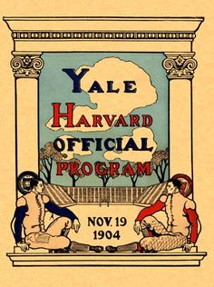 COLLEGE FOOTBALL: 1904  Yale 12, Harvard 0  At Yale