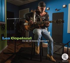 Les Copeland - To Be In Your Company