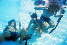 Dave Grohl / Krist Novoselic / Kurt Cobain - Nirvana