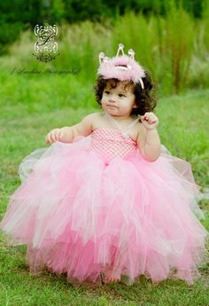 Awesome Princess Tutu Dress...Addie's party dress?