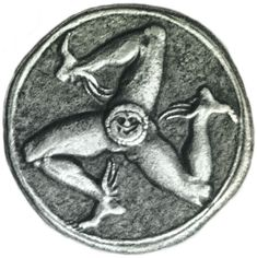 Small silver coin (drachma), from Syracuse, c. 317-310 BCE