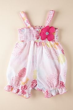 Baby Nay Bubble Romper by Baby Nay on @HauteLook