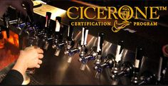 """A """"CICERONE"""" is a certified beer expert.  Become a Certified Cicerone or Master Cicerone at the Craft Beer Institute in Chicago. https://cicerone.org/"""